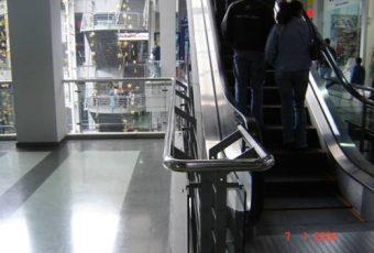 Barandas de Escalera en Acero Inoxidable